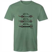 Monaro Triple Treat - Mens T-Shirt