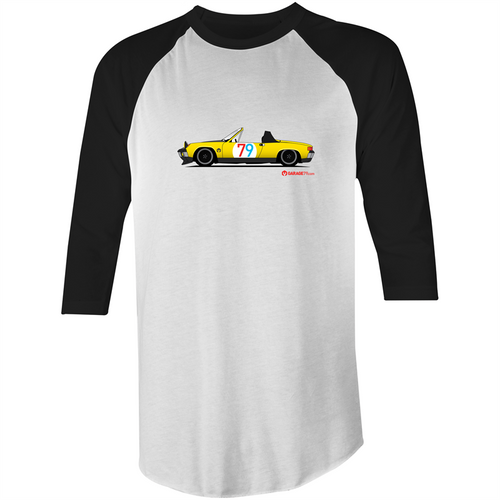 Porsche 914 - 3/4 Sleeve T-Shirt