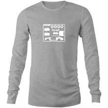 Alfa Make Your own Mens Long Sleeve T-Shirt - Garage79