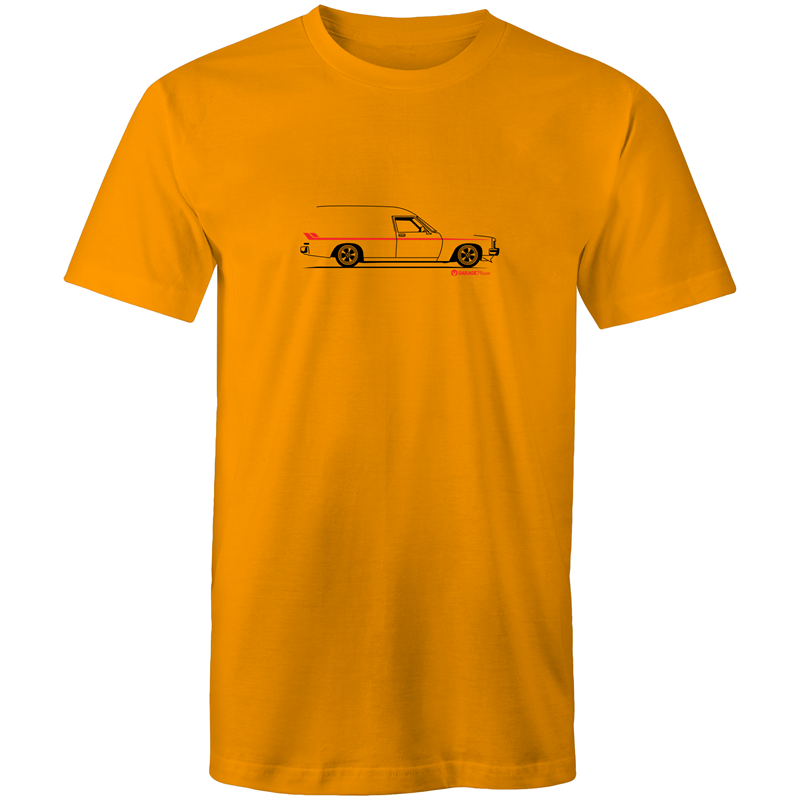 Panel Van - Mens T-Shirt