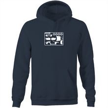 Mazda MX5 Pocket Hoodie Sweatshirt (Print on Demand)