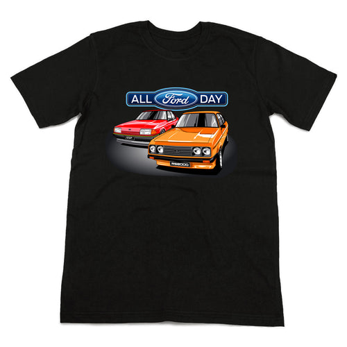 ALL FORD DAY Limited Edition T'shirt -SALE