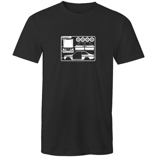 Escort Mark II Make Your Own - Mens T-Shirt (Print on Demand)