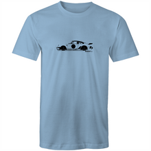Porsche Side view - Mens T-Shirt