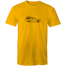 Falcon Wagon - Mens T-Shirt