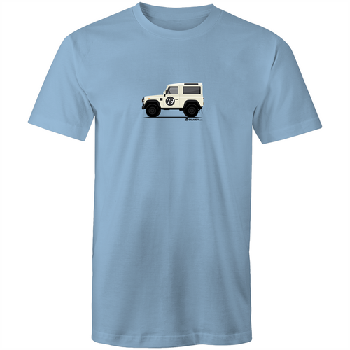 Land Rover Defender - Mens T-Shirt