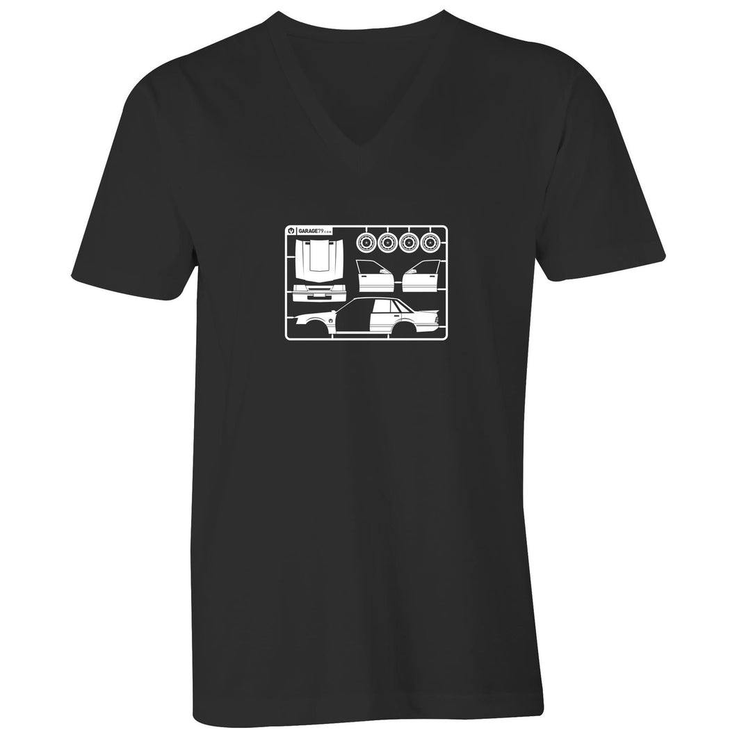 Make your own Commodore Mens V-Neck Tee