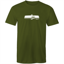 Mini in My Rearview - Mens T-Shirt