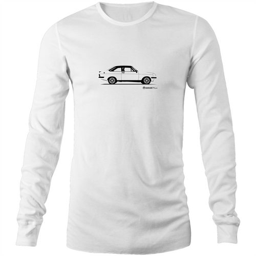 Mark II Escort RS2000 - Mens Long Sleeve T-Shirt