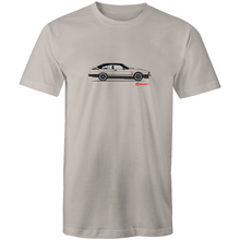ALFA GTV6 side - Mens T-Shirt (Print on Demand)