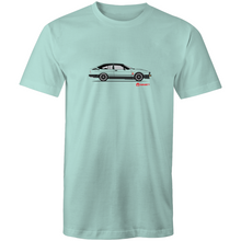 ALFA GTV6 side - Mens T-Shirt
