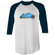 '34 Hot Rod 3/4 Sleeve T-Shirt