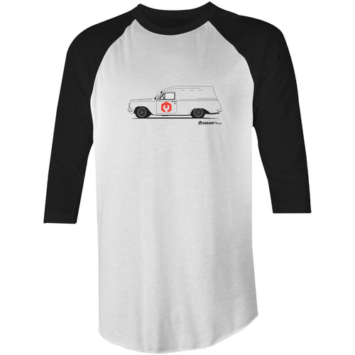 EH Holden Panel Van 3/4 Sleeve T-Shirt
