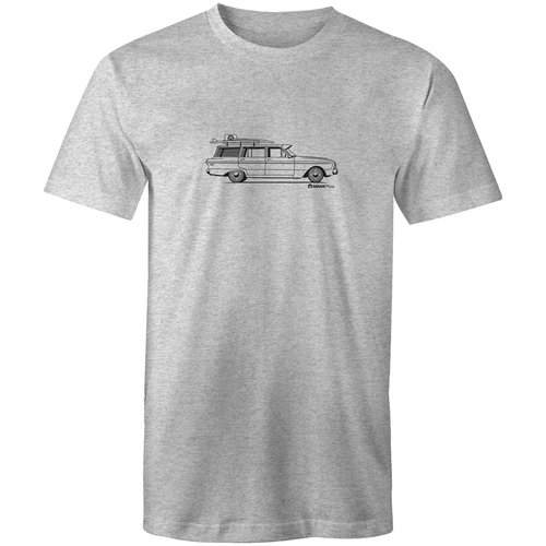 Falcon Wagon Men's T-Shirt (Print on Demand)