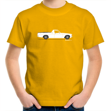 Gavan's Ute -  Kids Youth Crew T-Shirt