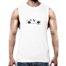 MX5 ND Mens Barnard Tank Top Tee