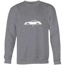 Porsche 993 - Crew Neck Jumper Sweatshirt