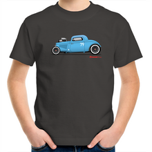 '34 Hot rod -  Kids Youth Crew T-Shirt