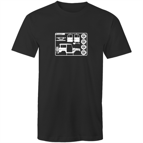 Make Your Landcruiser - Mens T-Shirt