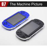 Portable Game Console 4.3 Inch Video