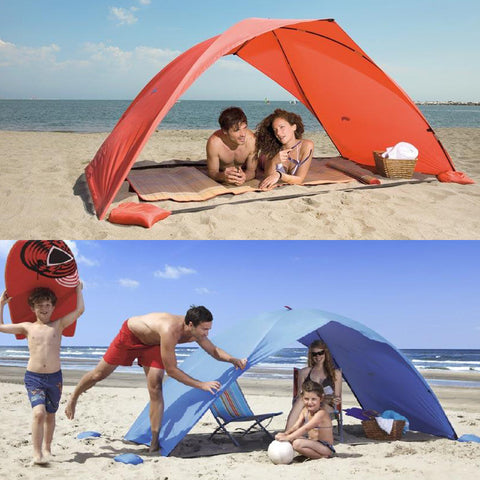 Sun Shelter Tent for Beach Summer