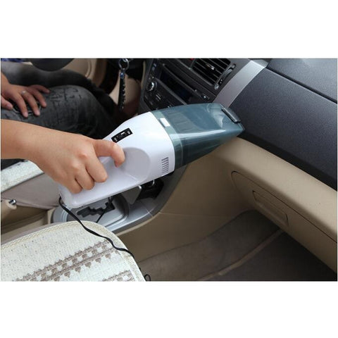 Car Vacuum Cleaner Cyclonic Action