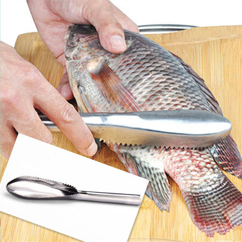 Stainless steel Fish Skin and  Scales Remover