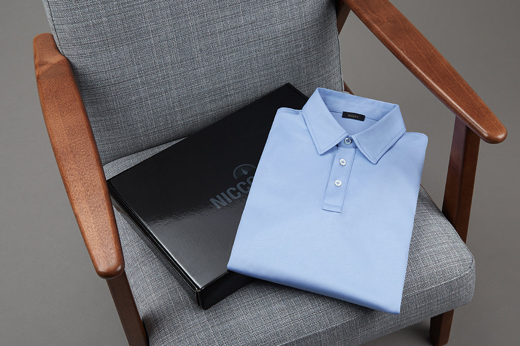 Business Casual Polo Shirt in Complimentary Gift Box
