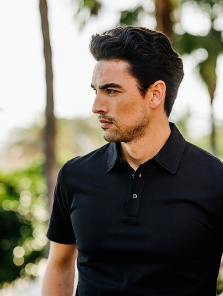 Wearing a Polo Shirt with Style