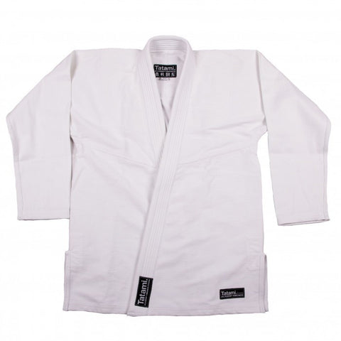 Academy Fundamental BJJ Gi White