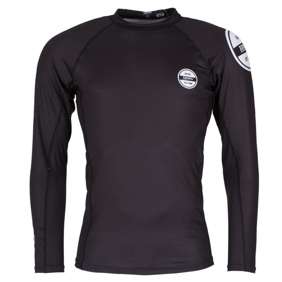 Classic Long Sleeve Rash Guard