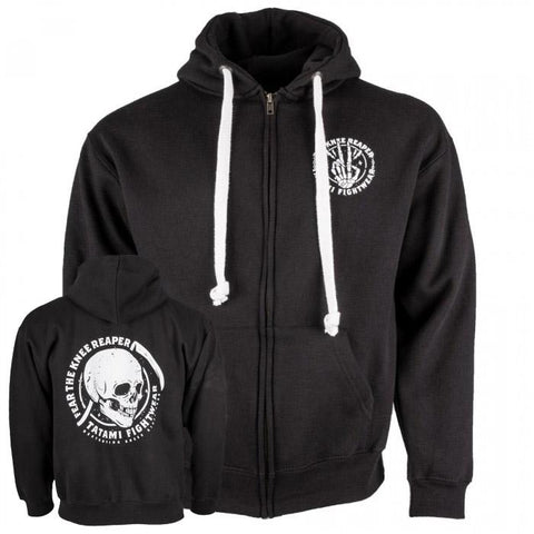 Fear The Knee Reaper Hoodie