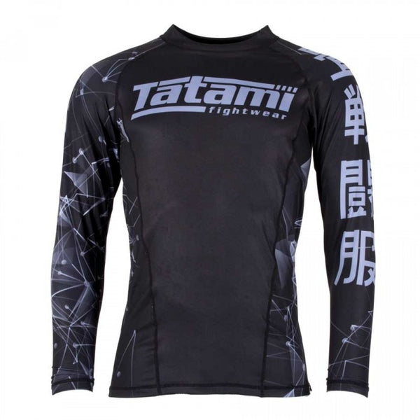 TATAMI ® ESSENTIALS Fractal Rash Guard