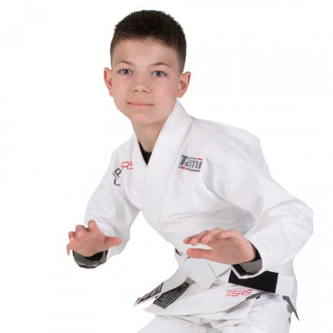 Kids Comp SRS Lightweight BJJ Gi - White
