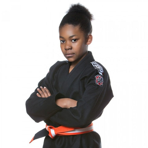 Kids Black Nova 2015 Gi