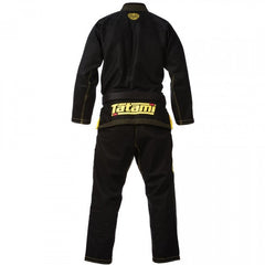 Kids Black & Yellow Estilo 5.0 Premier BJJ GI