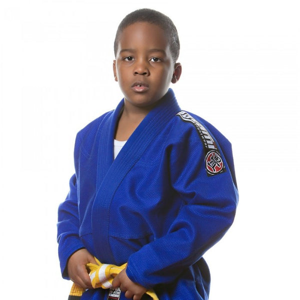 Kids Blue Nova 2015 BJJ Gi