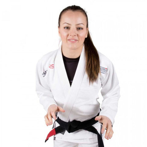 Ladies Comp SRS Lightweight BJJ Gi - White