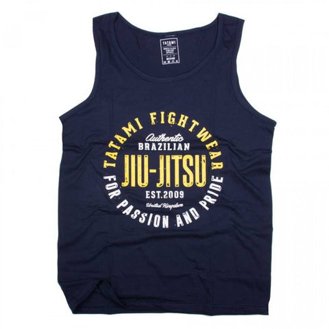 Pride and Passion Vest - Navy