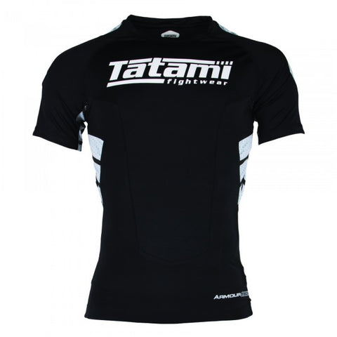 Tatami Armourtech Short Sleeve Compression Rash Guard