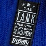The Tank 950GSM Double Weave - Blue