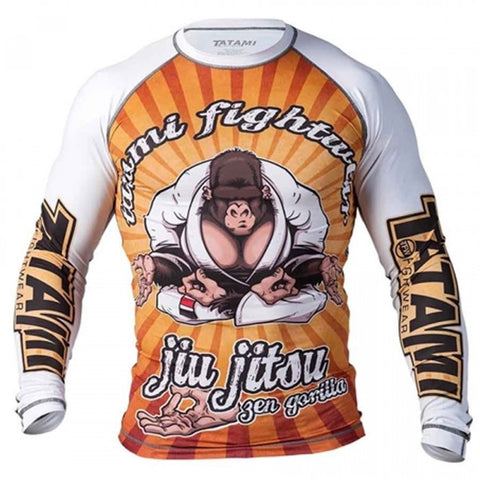 Zen Gorilla Rash Guard