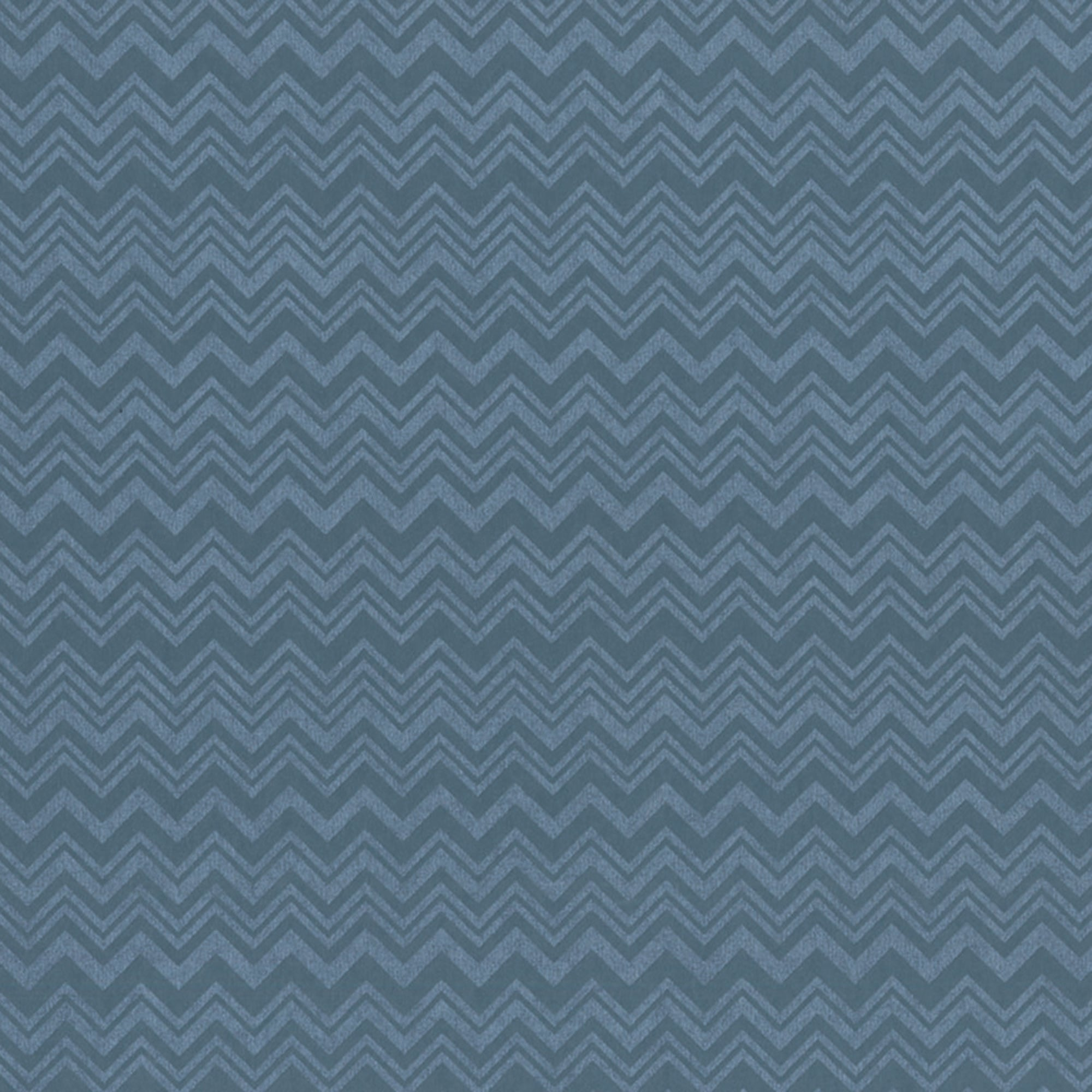 Steel-Blue And Silver-Blue, Multi-Width Chevron. 10122, Zig Zag