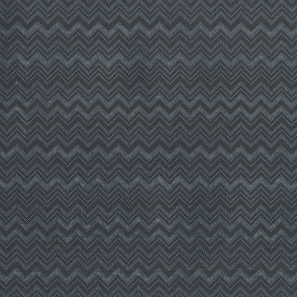 Glittery Silver And Matt Black, Multi-Width Chevron. 10130, Zig Zag