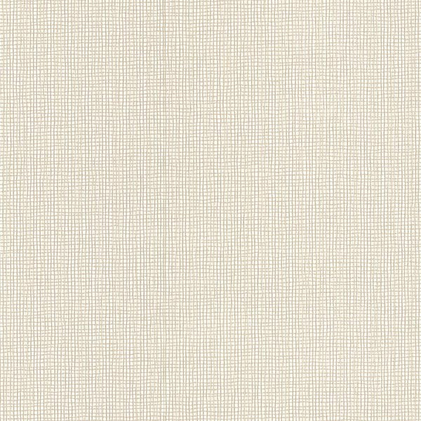 Hume Brown Loose Weave Wallpaper