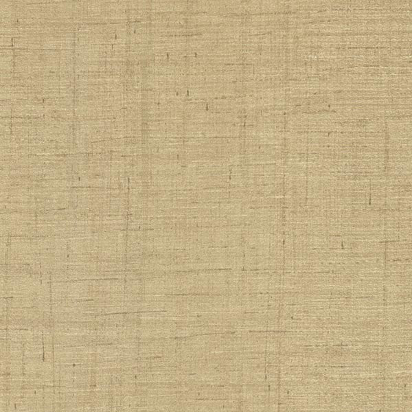 Almeida Brown Burlap Weave Wallpaper