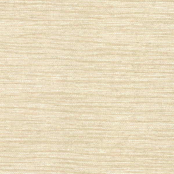 Allen Grey Faux Grasscloth Wallpaper