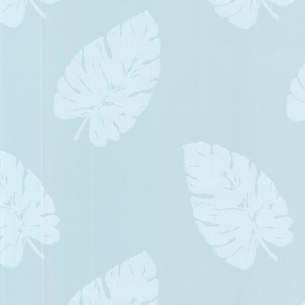 Charlie Ocean Banana Leaf Wallpaper