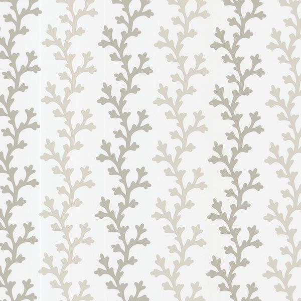 Georgina Sand Ombre Coral Wallpaper
