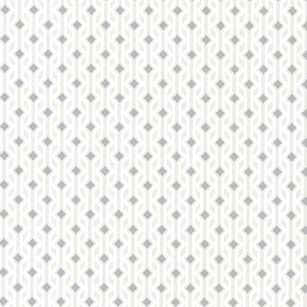 Emmett Grey Tribal Geometric Wallpaper